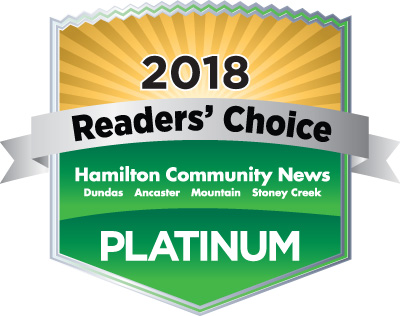 Reader's Choice Platinum Badge